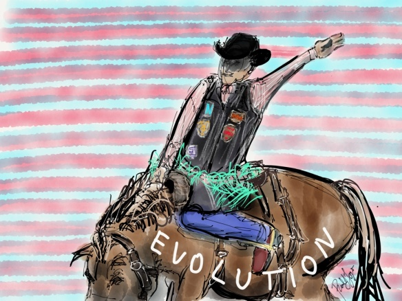 Ridin' Evolution