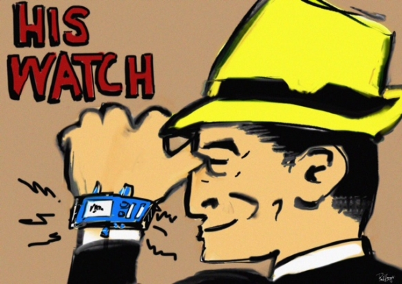 Dick's Watch Finally