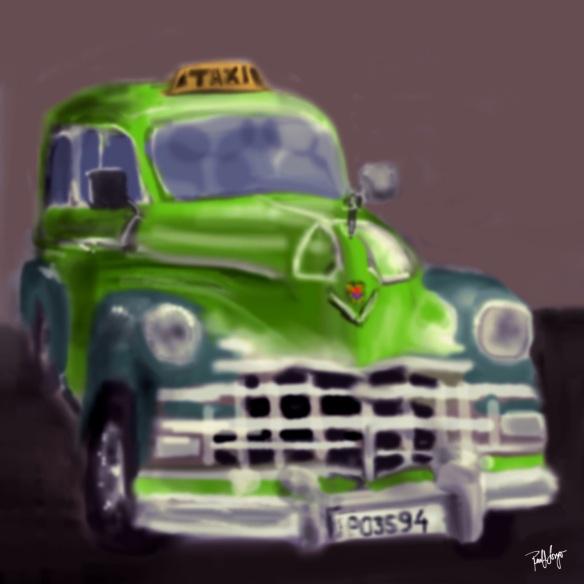 Taxi@FincaVigiía