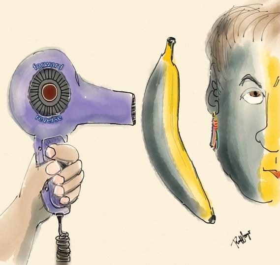 banana complexion