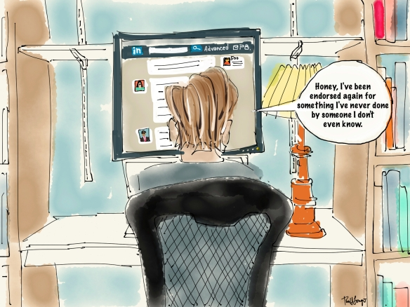 LinkedAround