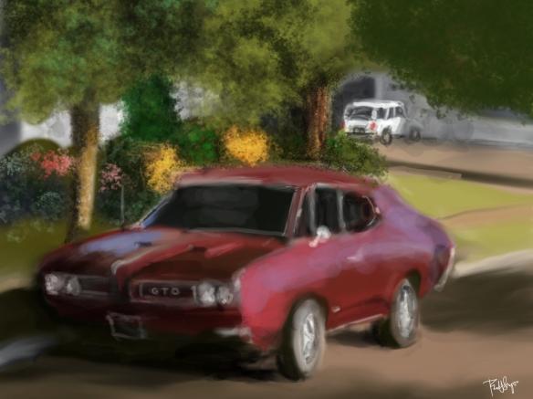 69 GTO