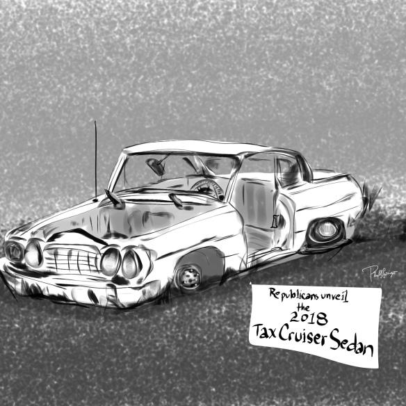 2018 tax cruiser sedan