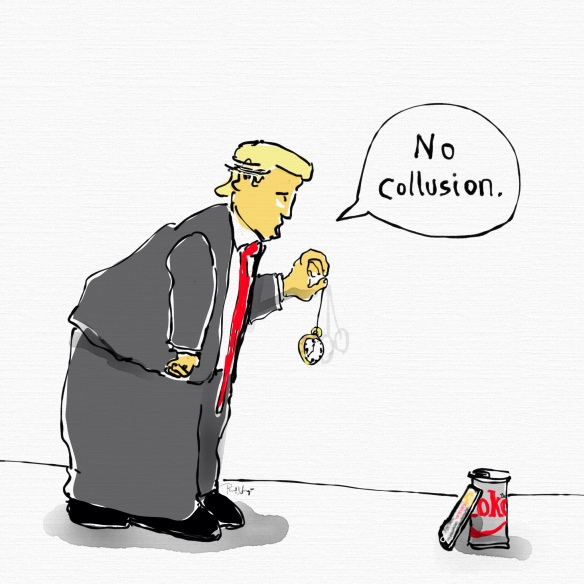 No collusion illusion