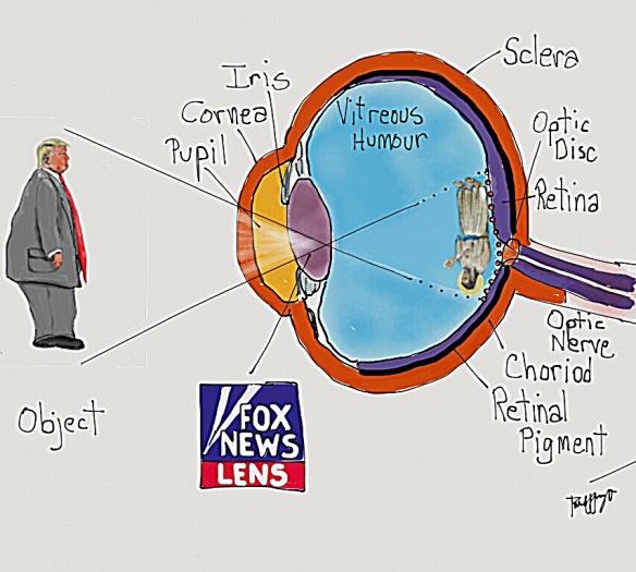 transubstantiation optical delusion